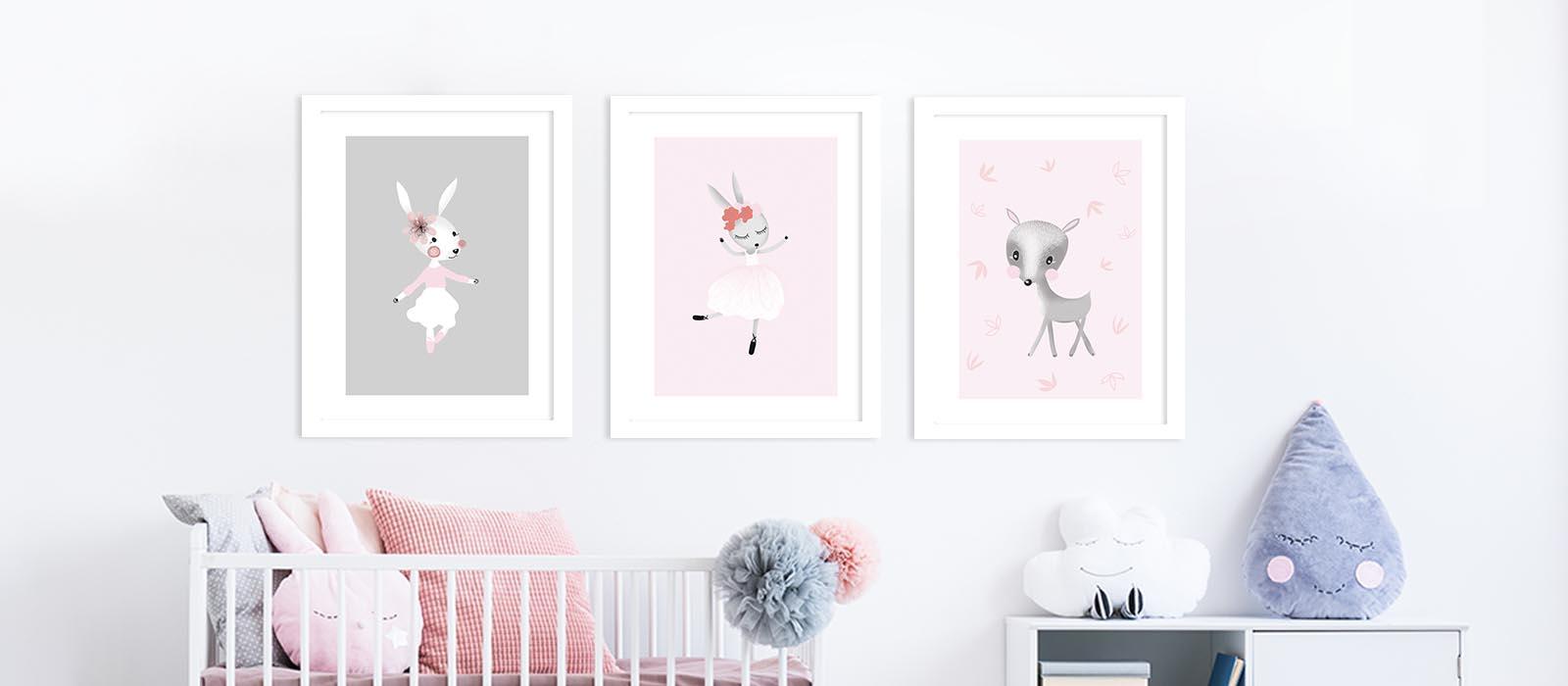 banner detsky pokoj obrazy design studio Laforma